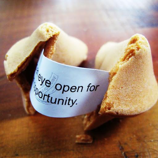 Open Fortune Cookie
