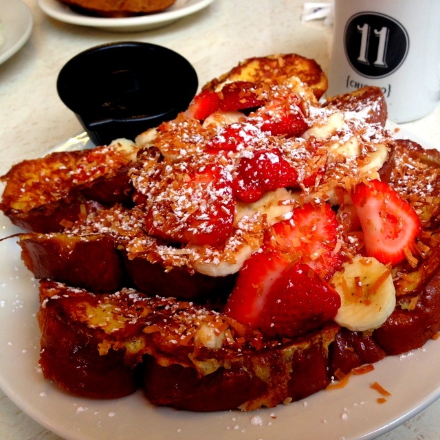 This week's Best Bite: 11 City French Toast, Eleven ...