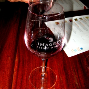More wine tasting at Imagery Winery